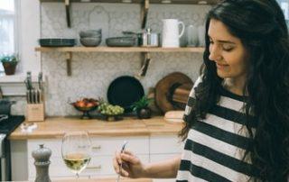 Come abbinare il vino ai piatti
