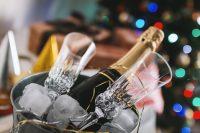 consumo di vino italiano a Natale